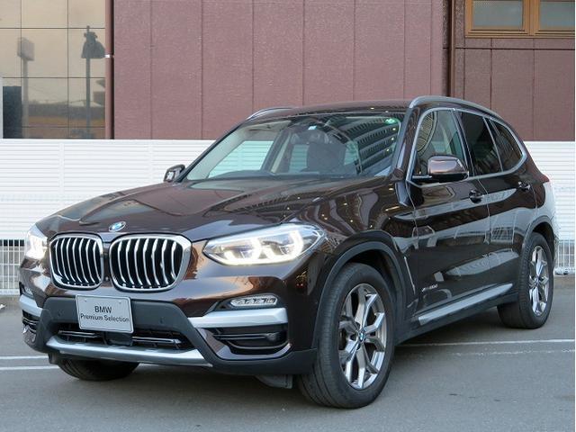 BMW xDrive 20d Xライン LEDヘッドライト 19AW オートトランク コンフォートアクセス レザーシート ブラックレザー 純正ナビ iDriveナビ フルセグ トップ リアビューカメラ 純正ETC Aクルコン 認定中古車