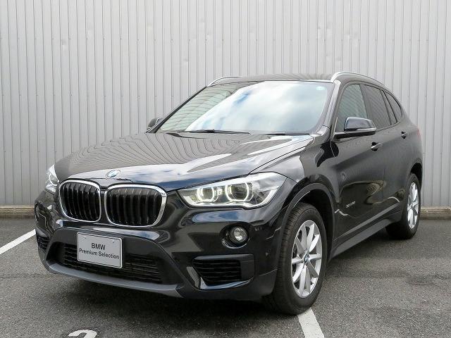 BMW sDrive 18i コンフォートPKG LEDヘッドライト 17AW リアPDC オートトランク コンフォートアクセス シートヒーター 純正ナビ iDriveナビ リアビューカメラ 純正ETC 車線逸脱 認定中古車