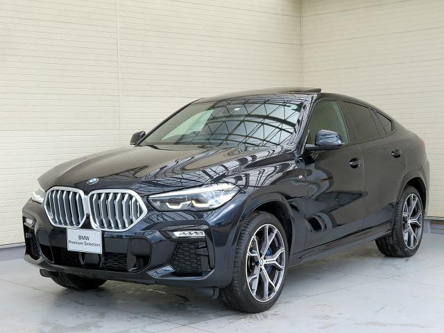 BMW xDrive 35d Mスポーツ LEDヘッドライト 21AW サンルーフ PDC オートトランク コンフォートアクセス レザーシート 純正ナビ iDriveナビ フルセグ トップ リアビューカメラ HUD Aクルコン 認定中古車