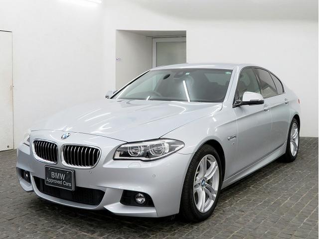BMW 523i Mスポーツ ハイラインパッケージ MS LEDヘッドライト 18AW コンフォートアクセス レザーシート iDriveナビ フルセグ リアビューカメラ 純正ETC アクティブクルーズコントロール ストップ&ゴー 認定中古車