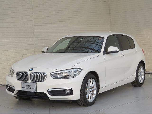 BMW 118d スタイル コンフォートPKG LEDライト 16AW パーキングサポートPKG リアPDC iDriveナビ アクティブクルーズコントロール ストップ&ゴー レーンディパーチャーウォーニング 認定中古車