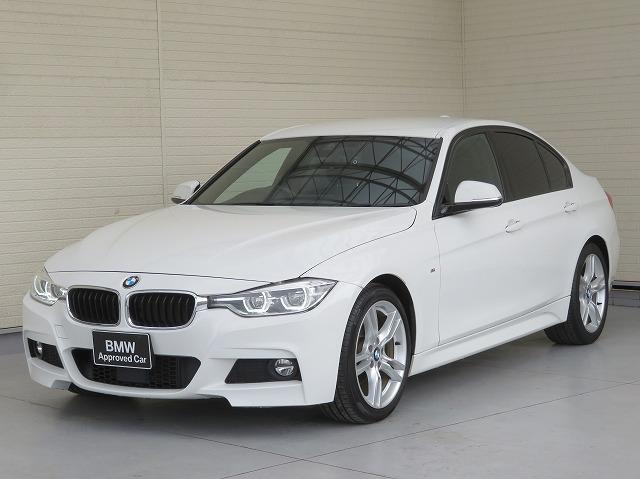 BMW 320i Mスポーツ LEDヘッドライト 18AW コンフォートアクセス iDriveナビ リアビューカメラ アクティブクルーズコントロール ストップ&ゴー レーンチェンジ&ディパーチャーウォーニング 認定中古車