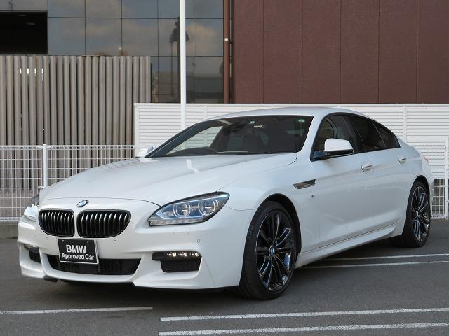 BMW 650iグランクーペ M Sport Edition LEDヘッドライト 20AW PDC コンフォートアクセス 黒革 マルチディスプレイメーター フルセグ アクティブクルーズコントロール ストップ&ゴー 認定中古車