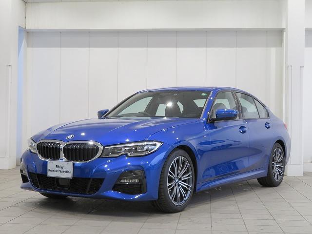 BMW 320i Mスポーツ MS LEDヘッドライト 18Aw PDC コンフォートアクセス シートヒーター 純正ナビ アクティブ クルーズ コントロール ストップ ゴー レーンチェジ 車線逸脱 認定中古車