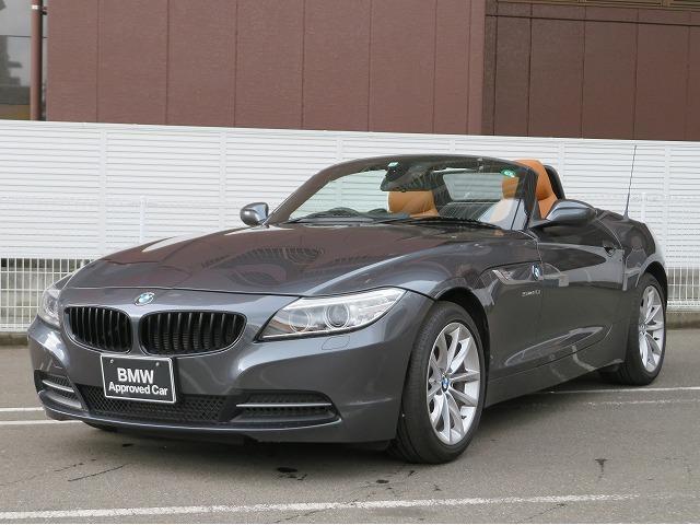 BMW Z4 sDrive20i ハイライン キセノン 17AW レザーシート 純正ナビ 地デジ フルセグ リアビューカメラ 純正ETC 認定中古車