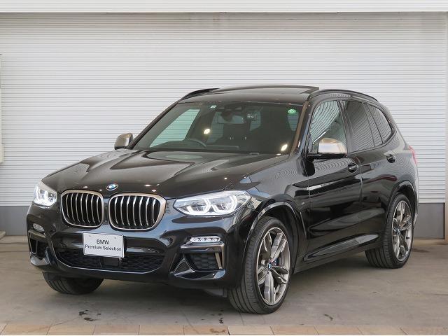 BMW M40d LEDヘッドライト 21AW サンルーフ オートトランク コンフォートアクセス ブラックレザー マルチメーター 純正ナビ トップ リアビューカメラ ハーマンカードン 純正ETC Aクルコン 認定中古車