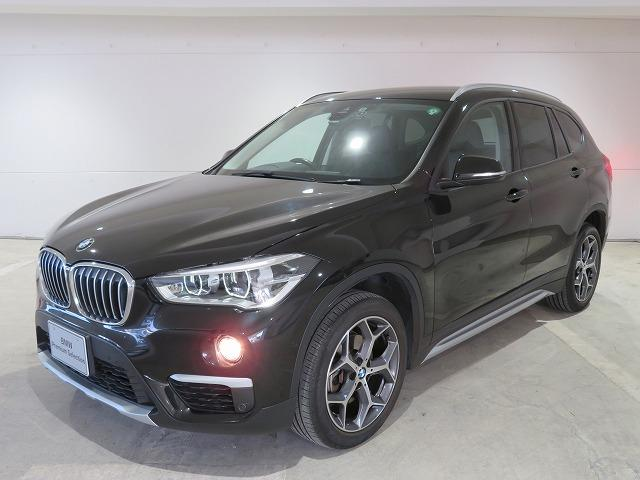 BMW sDrive 18i xライン コンフォートPKG LEDライト 18インチアルミ PDC オートトランク シートヒーター 純正ナビ Bカメラ 純正ETC レーンディパーチャーウォーニング 認定中古車