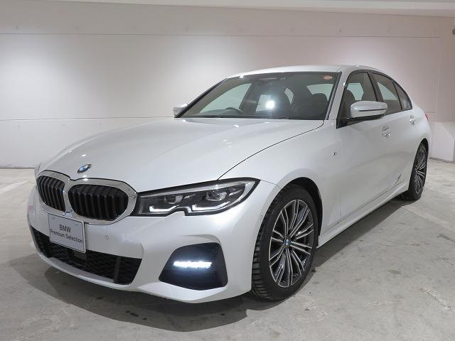 BMW 320d xDrive Mスポーツ LEDヘッドライト 18AW PDC コンフォートアクセス シートヒーター 純正ナビ iDriveナビ リアビューカメラ 純正ETC アクティブ クルーズ コントロール レーンチェンジ 認定中古車