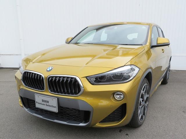 BMW xDrive 18d MスポーツX MS コンフォートPKG LEDヘッドライト 19AW PDC オートトランク コンフォートアクセス 純正ナビ iDriveナビ リアビューカメラ HUD 純正ETC Aクルコン 車線逸脱 認定中古車
