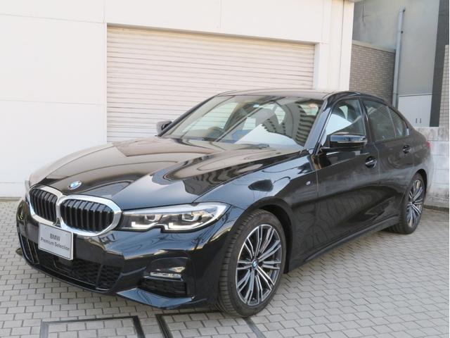 BMW 320d xDrive Mスポーツ コンフォートPKG LEDヘッドライト 18AW オートトランク コンフォートアクセス シートヒーター 純正ナビ トップ リアビューカメラ 純正ETC アクティブクルーズ コントロール 認定中古車