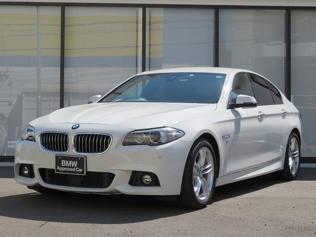BMW 523i Mスポーツ キセノン 18AW PDC ソフトクローズドア オートトランク コンフォートアクセス フルセグ アクティブクルーズコントロール ストップ&ゴー レーンチェンジ&ディパーチャーウォーニング 認定中古車