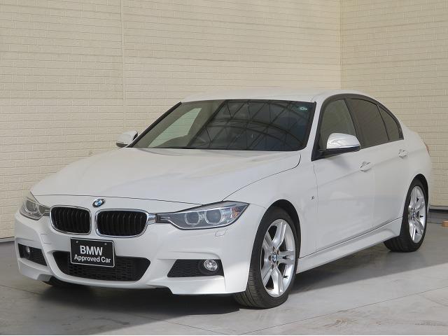 BMW 320d Mスポーツ MS キセノン 18AW リアPDC コンフォートアクセス 純正ナビ iDriveナビ リアビューカメラ 純正ETC レーン ディパーチャー ウォーニング クルーズコントロール 認定中古車