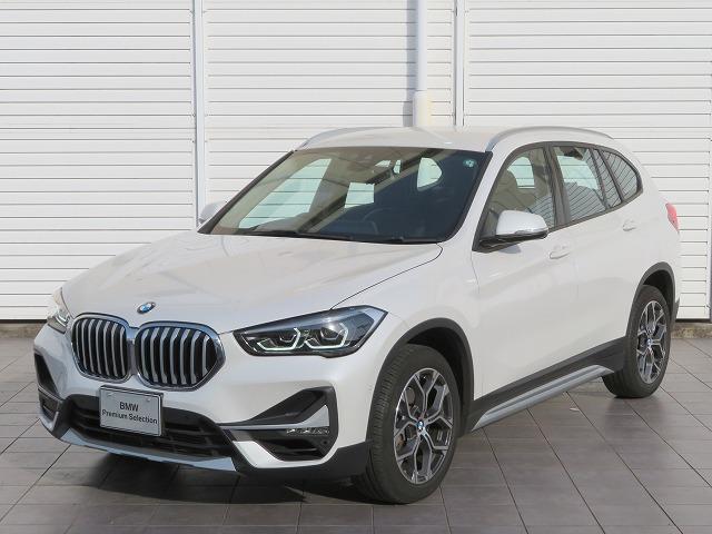 BMW sDrive 18i xライン コンフォートPKG LEDヘッドライト 18AW PDC オートトランク 純正ナビ Bカメラ アクティブクルーズコントロール ストップ&ゴー レーンディパーチャーウォーニング 認定中古車