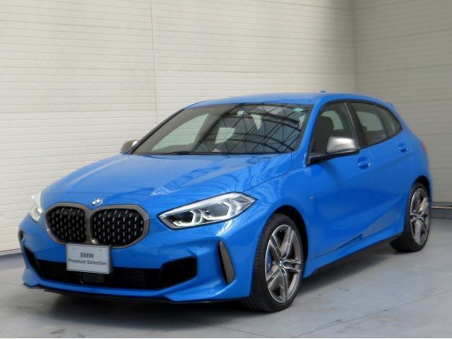 BMW M135i xDrive LEDヘッドライト 18AW PDC オートトランク コンフォートアクセス レザーシート ブラックレザー 純正ナビ アクティブ クルーズ コントロール ストップ ゴー レーンチェンジ 認定中古車