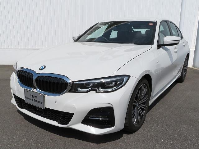 BMW 320d xDrive Mスポーツ コンフォートPKG 18AW オートトランク コンフォートアクセス シートヒーター 純正ナビ iDriveナビ トップ リアビューカメラ 純正ETC アクティブ クルーズ コントロール 認定中古車