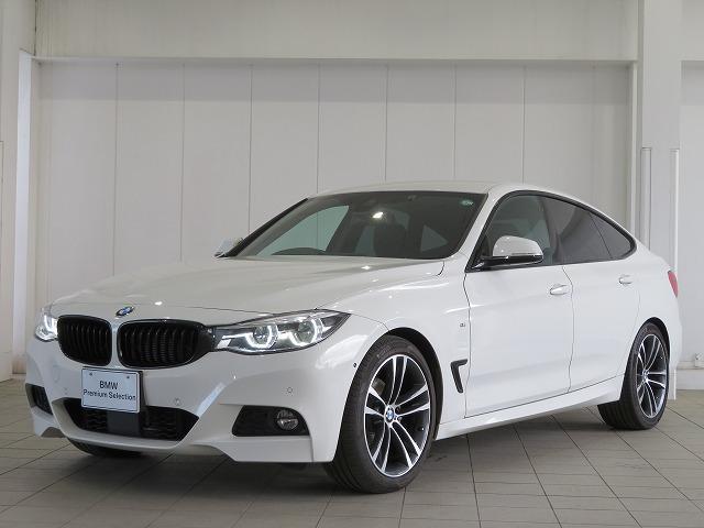 BMW 320dグランツーリスモ Mスポーツ 19AW オートトランク コンフォートアクセス シートヒーター 純正ナビ iDriveナビ トップ リアビューカメラ 純正ETC アクティブ クルーズ コントロール ストップ ゴー 認定中古車