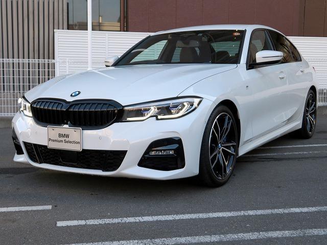 BMW 330i Mスポーツ 19AW PDC コンフォートアクセス レザーシート ブラックレザー 純正ナビ iDriveナビ リアビューカメラ アクティブクルーズコントロール ストップ ゴー レーンチェンジ 車線逸脱 認定中古車