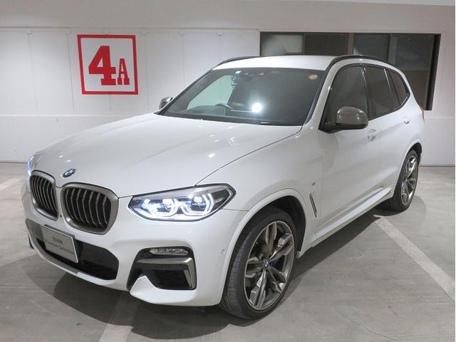 BMW M40d イノベーションPKG LEDライト 21AW オートトランク 茶革 マルチメーター 純正ナビ フルセグ リアシートアジャストメント ヘッドアップディスプレイ アクティブクルーズコントロール 認定中古車