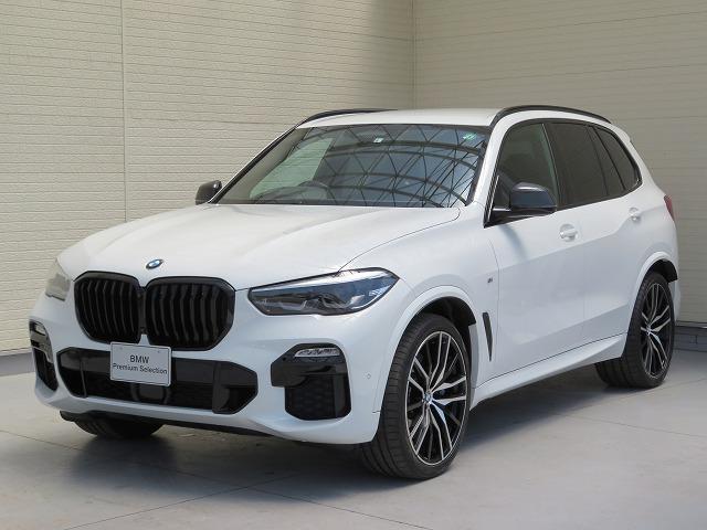 BMW X5 xDrive 35d Mスポーツ LEDヘッドライト PDC オートトランク コンフォートアクセス ブラックレザー 純正ナビ トップ リアビューカメラ HUD 純正ETC アクティブクルーズコントロール ストップ ゴー 認定中古車