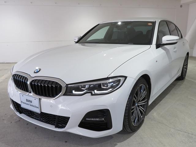 BMW 330i Mスポーツ コンフォートPKG LEDヘッドライト 18AW PDC オートトランク コンフォートアクセス シートヒーター 純正ナビ トップ リアビューカメラ 純正ETC Aクルコン レーンチェンジ 認定中古車