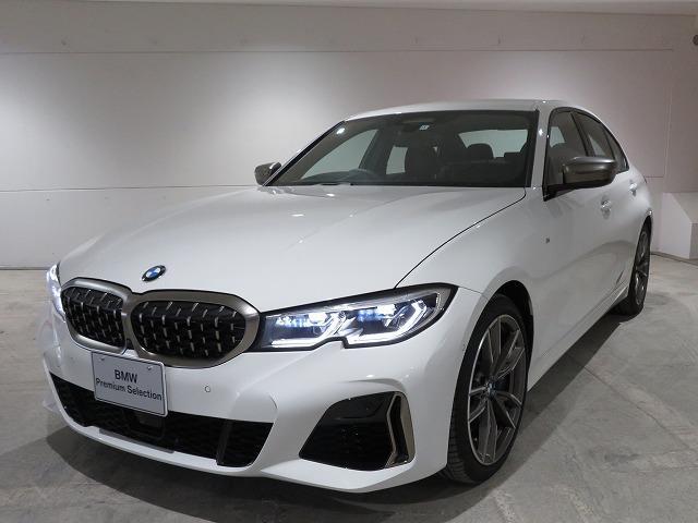 BMW M340i xDrive レーザーライト 19AW PDC 黒革 パーキングアシストプラス 純正ナビ iDriveナビ 地デジ フルセグ HUD 純正ETC アクティブ クルーズ コントロール レーンチェンジ 認定中古車