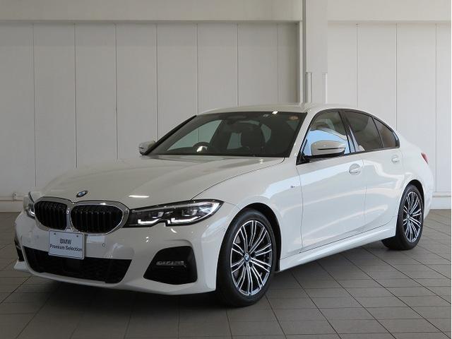 BMW 3シリーズ 320i Mスポーツ コンフォートPKG 18AW オートトランク ヘッドアップディスプレイ アクティブクルーズコントロール ストップ&ゴー レーンチェンジ&ディパーチャーウォーニング ジェスチャーコントロール 認定中古車