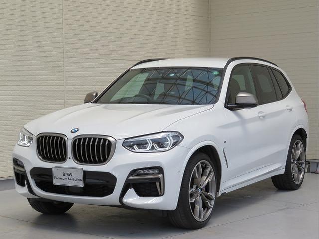 BMW M40d LEDヘッドライト 21AW PDC オートトランク コンフォートアクセス レザーシート ブラウンレザー 純正ナビ トップ リアビューカメラ HUD アクティブ クルーズ コントロール 認定中古車