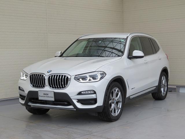 BMW xDrive 20d Xライン HiLine LEDヘッドライト 19AW オートトランク コンフォートアクセス 黒革 純正ナビ トップ リアビューカメラ 純正ETC アクティブ クルーズ コントロール ストップ ゴー 認定中古車