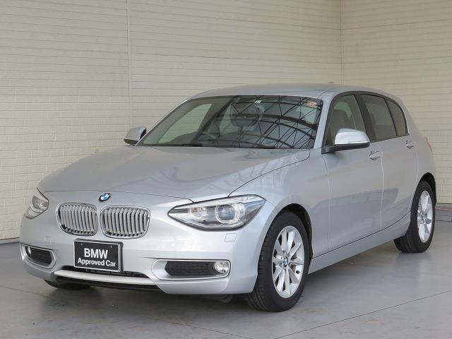 BMW 116i スタイル コンフォートPKG キセノン 16AW パーキングサポートPKG リアPDC コンフォートアクセス 純正ナビ iDriveナビ リアビューカメラ 社外ETC 認定中古車