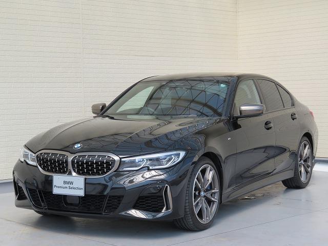 BMW M340i xDrive レーザーライト 19AW コンフォートアクセス レザーシート ブラウンレザー 純正ナビ トップ リアビューカメラ HUD アクティブ クルーズ コントロール ストップ ゴー レーンチェンジ 認定中古車