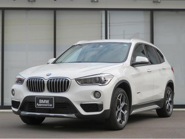 BMW sDrive 18i xライン コンフォートPKG LEDヘッドライト 18AW PDC オートトランク コンフォートアクセス 純正ナビ iDriveナビ リアビューカメラ 純正ETC レーンディパーチャーウォーニング 認定中古車