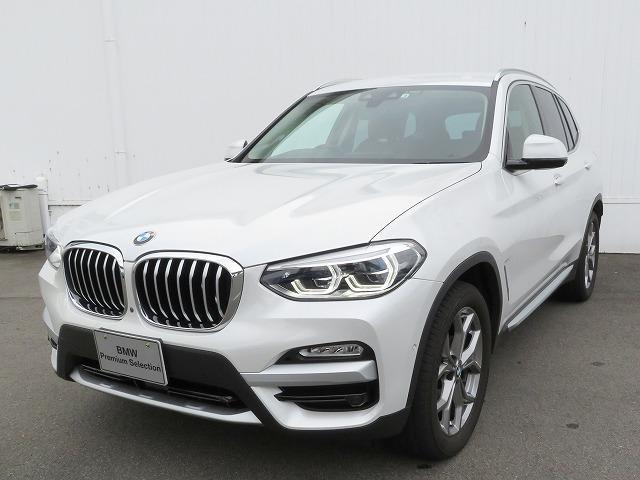 BMW X3 xDrive 20d Xライン HiLine LEDヘッドライト 19AW オートトランク コンフォートアクセス レザーシート マルチメーター 純正ナビ トップ リアビューカメラ HUD アクティブクルーズコントロール 認定中古車