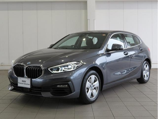 BMW 118i プレイ コンフォートPKG LEDヘッドライト 16AW オートトランク コンフォートアクセス ナビパッケージ 純正ナビ iDriveナビ リアビューカメラ 純正ETC Aクルコン レーンチェンジ 認定中古車