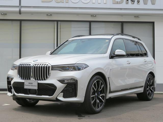 BMW xDrive 35d Mスポーツ レーザーライト エグゼクティブドライブ 5ゾーンエアコン ベンチレーションシート ディスプレイキーソフトクローズドア オートトランク 黒革 F Bカメラ ベンチレーションシート ACC 認定中古車