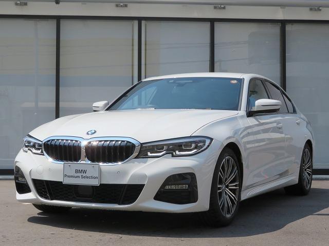 BMW 320i Mスポーツ LEDヘッドライト 18AW PDC コンフォーオアクセス シートヒーター 純正ナビ iDriveナビ リアビューカメラ 純正ETC アクティブ クルーズ コントロール レーンチェンジ 認定中古車