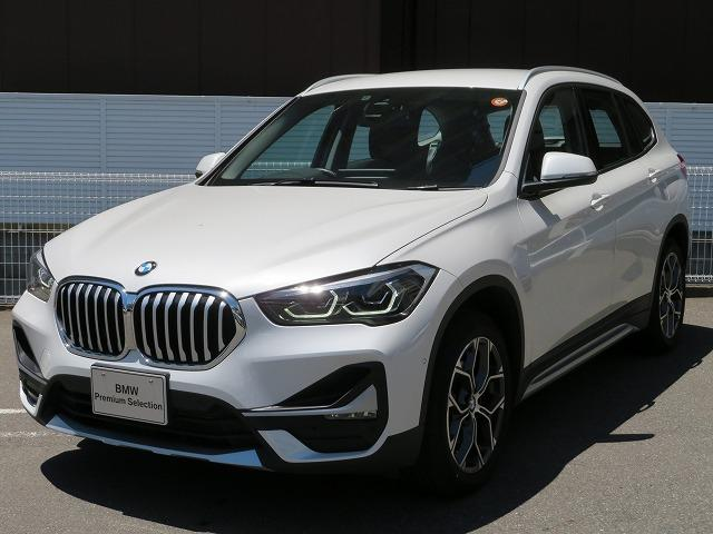 BMW xDrive 18d xライン コンフォートPKG LEDライト 18AW コーナーセンサー オートトランク スマートキー 純正ナビ バックカメラ 純正ETC アクティブクルーズコントロール  認定中古車