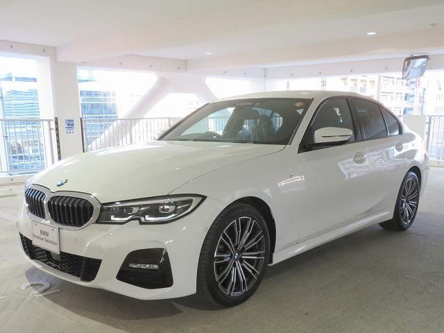 BMW 320d xDrive Mスポーツ LEDライト 18AW コーナーセンサー スマートキー 純正ナビ バックカメラ 純正ETC アクティブクルーズコントロール レーンチェンジ&レーンディパーチャーウォーニング 認定中古車