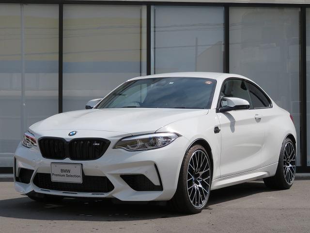 BMW コンペティション LEDヘッドライト 19AW PDC コンフォートアクセス ブラックレザー 純正ナビ リアビューカメラ ハーマンカードンサラウンドシステム レーンディパーチャーウォーニング 認定中古車
