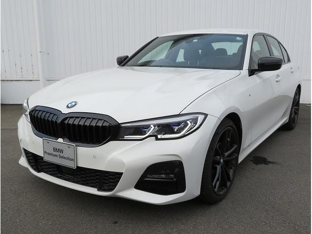BMW 320dxDriveMスポーツエディションサンライズ レザーライト 19AW コンフォートアクセス レザーシート ブラックレザー 純正ナビ iDriveナビ リアビューカメラ 純正ETC アクティブ クルーズ コントロール レーンチェンジ 認定中古車