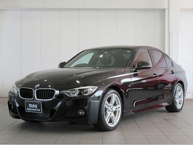 BMW 318i Mスポーツ MS LEDヘッドライト 18AW リアPDC コンフォートアクセス 純正ナビ iDriveナビ リアビューカメラ 純正ETC レーンチェンジ 車線逸脱 クルーズ コントロール 認定中古車