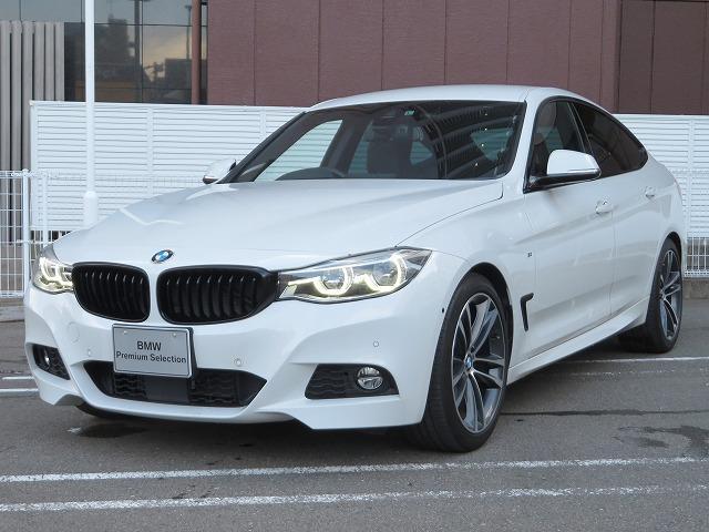 BMW 3シリーズ 320iグランツーリスモ Mスポーツ LEDライト 19AW PDC オートトランク コンフォートアクセス 黒革 純正ナビ フルセグ アクティブクルーズコントロール ストップ&ゴー レーンチェンジ&ディパーチャーウォーニング 認定中古車