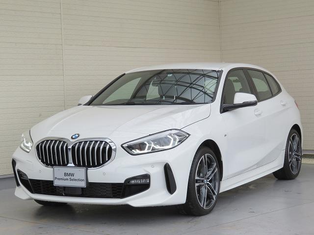 BMW 1シリーズ 118d Mスポーツ コンフォートPKG LEDライト 18AW PDC オートトランク ナビパッケージ Bカメラ アクティブクルーズコントロール ストップ&ゴー レーンチェンジ&ディパーチャーウォーニング 認定中古車