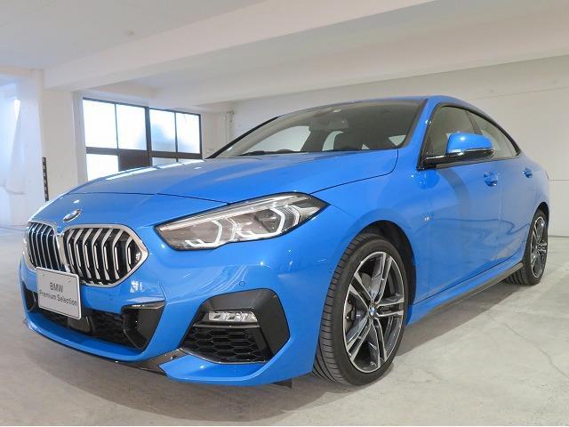 BMW 2シリーズ 218iグランクーペ Mスポーツ LEDヘッドライト 18AW PDC コンフォートアクセス 純正ナビ  リアビューカメラ アクティブクルーズコントロール ストップ&ゴー レーンチェンジ&ディパーチャーウォーニング 認定中古車