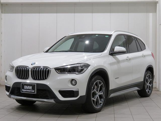 BMW xDrive 18d xライン コンフォートPKG LEDヘッドライト 18AW PDC オートトランク コンフォートアクセス 純正ナビ フルセグ リアビューカメラ 純正ETC レーンディパーチャーウォーニング 認定中古車