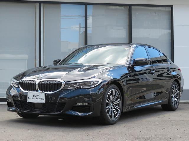 BMW 320d xDrive Mスポーツ 認定中古車 パーキングアシストプラス コンフォートPKG アラウンドビュー シートヒーター 18AW Aトランク アクティブクルーズコントロール レーンチェンジウォーニング