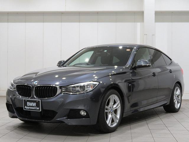 BMW 3シリーズ 320iグランツーリスモ Mスポーツ アクティブクルーズ HUD 18AW Aトランク キセノン フルセグ 認定中古車