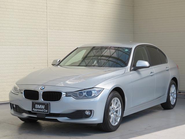 BMW 3シリーズ 320d キセノン 16AW リアPDC コンフォートアクセス 純正ナビ iDriveナビ リアビューカメラ 純正ETC アクティブ クルーズ コントロール ストップ ゴー 車線逸脱 認定中古車