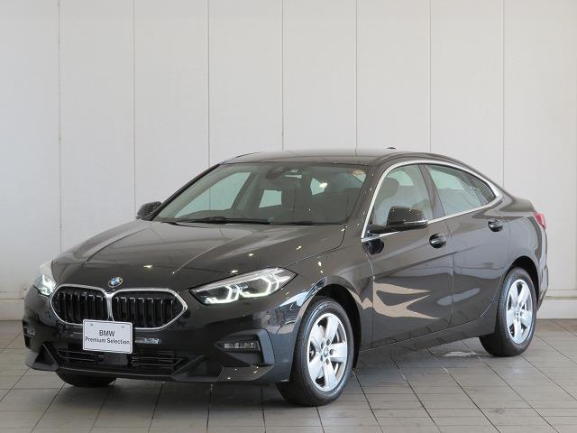 BMW 218dグランクーペ プレイ LEDヘッドライト 16AW PDC コンフォートアクセス ナビパッケージ 純正ナビ iDriveナビ リアビューカメラ 純正ETC アクティブ クルーズ コントロール ストップ ゴー 認定中古車