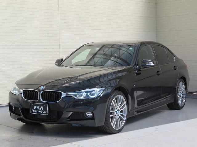 BMW 320d Mスポーツ LEDライト 19AW PDC コンフォートアクセス シートヒーター 純正ナビ リアビューカメラ アクティブクルーズコントロール ストップ&ゴー レーンチェンジ&ディパーチャーウォーニング 認定中古車