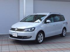 VW シャランTSI ハイライン ワンオーナー 禁煙車 ACC ナビ